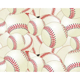 "Pattern HTV printed 18"" x 12"" sheets Sports Themes"