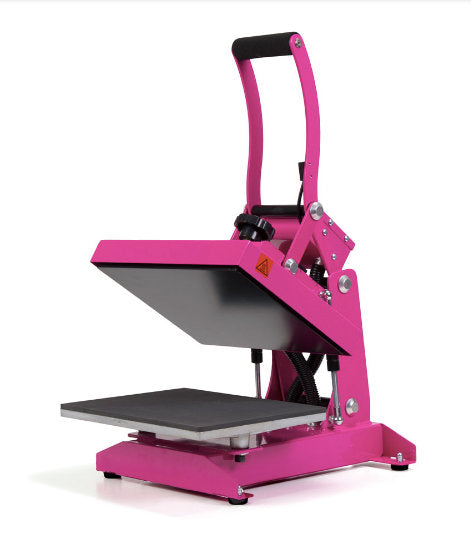 Stahls' Heat Press in Hot Pink 9