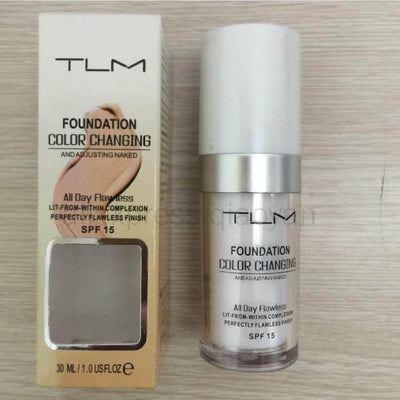 Perfect Color Changing Foundation