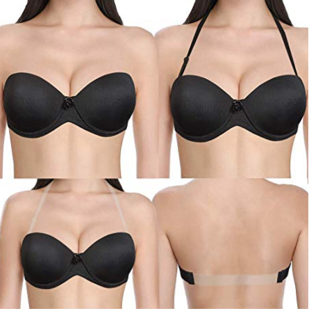 BLACK BRA BASE