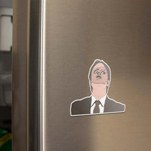 """The Office"" Dwight Schrute ""Hello, Clarice"" CPR Mask Sticker 
