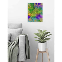 Alcohol Ink on Canvas Wall Art | Changing Seasons