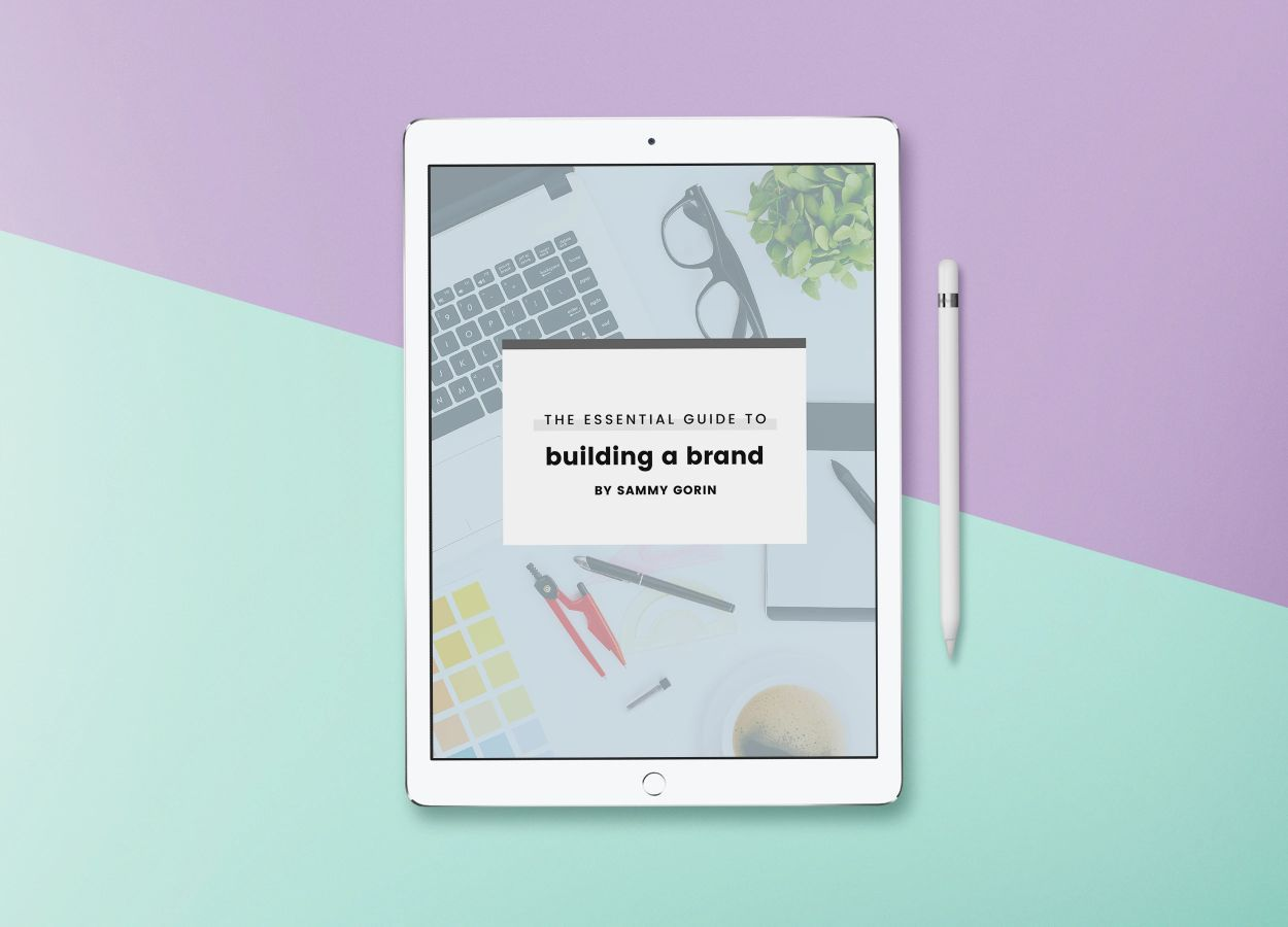 eBook: The Essential Guide to Building a Brand