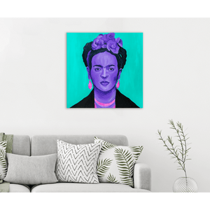 Frida Kahlo Canvas Painting Wall Art