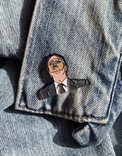 """The Office"" Dwight Schrute ""Hello, Clarice"" CPR Mask Enamel Pin"
