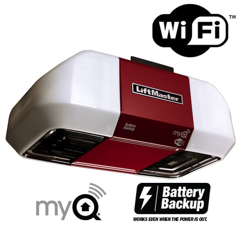 LiftMaster/Chamberlain Garage Door Opener 8550W