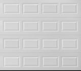 8x7 Value Series Insulated Garage Door (Style: Traditional)