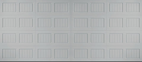 Premium Carriage 16x7 Insulated Garage Door