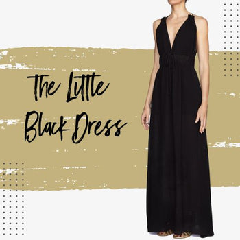 New Year's Eve: when in doubt wear the Little Black Dress