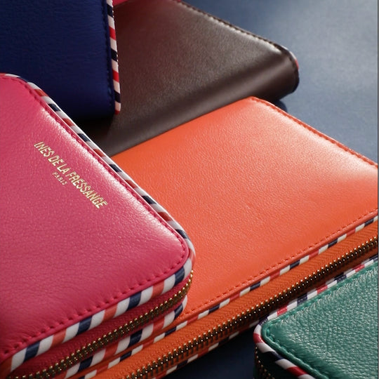 Leather goods Ines de la Fressange - My parisiennes - Online store