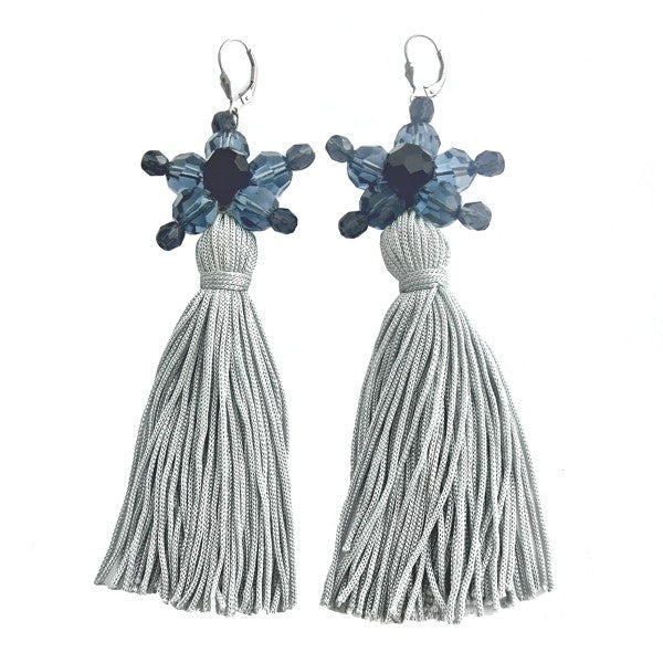 Lollipop Blue Earrings Etone Design - Earrings Etone Design