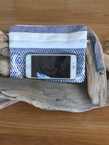Cap Ferret Phone Pocket A French Summer