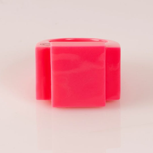 Ring Urbonne - Fluo Limited Edition The Rose - Deeppink / 53-S