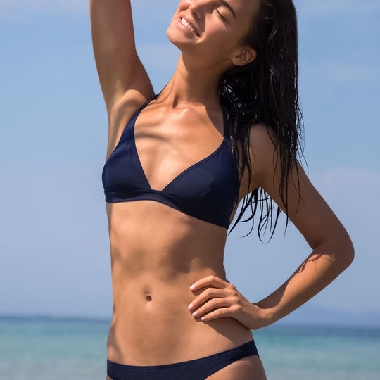 The Navy Bikini Statice - 36 /