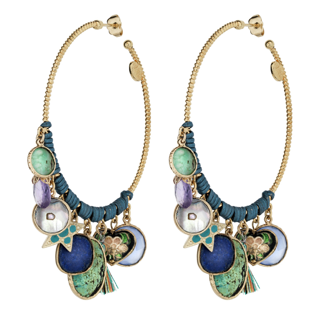 Anastasia Earrings Gas - Earrings Gas