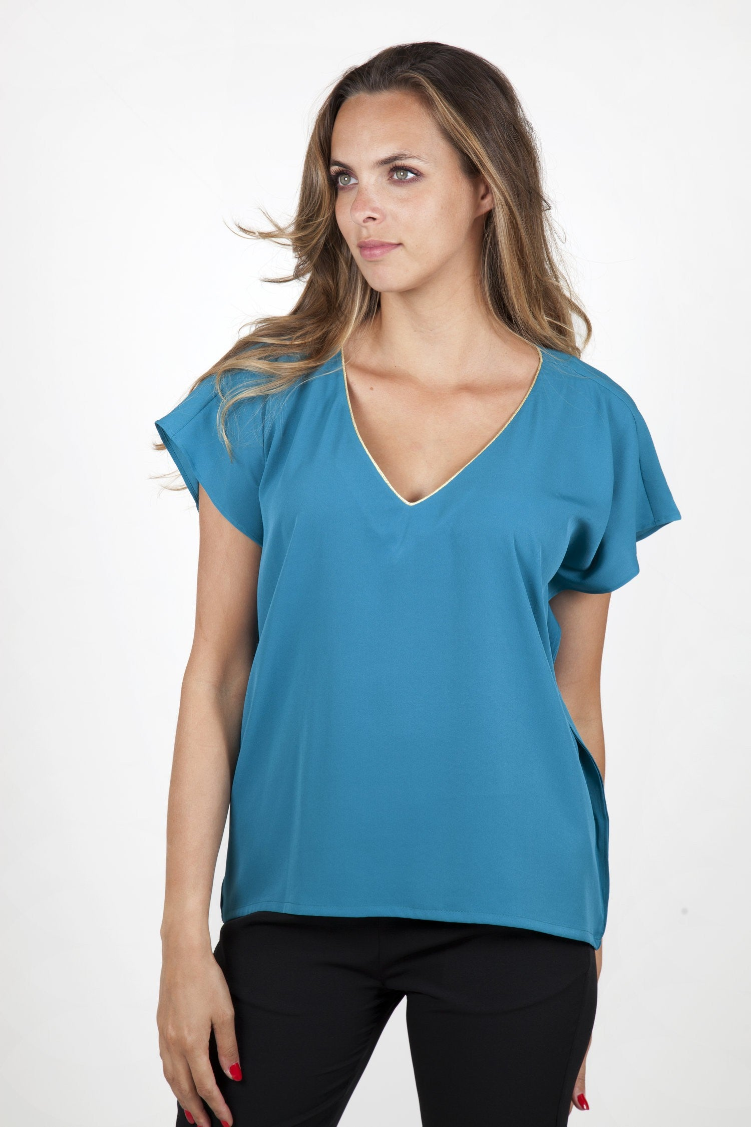 Stella Green Top Capsule Collection By Juliette - Tops Capsule Collection By Juliette
