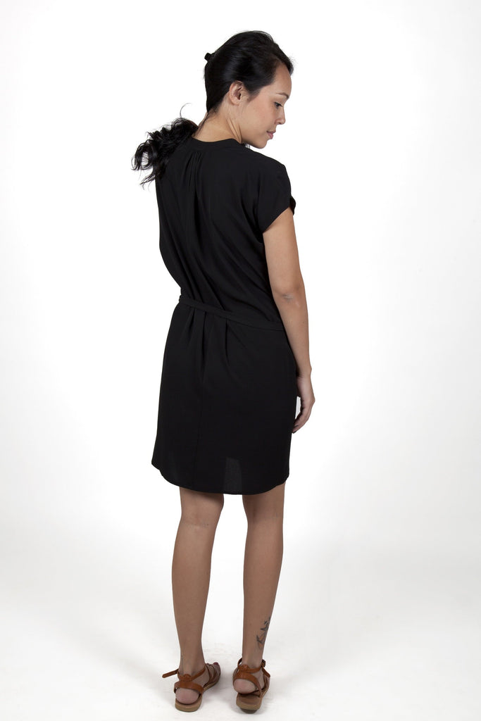 Magali Black Dress Capsule Collection By Juliette - S / Black - Dresses Capsule Collection By Juliette