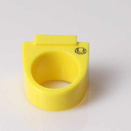 Ring Urbonne - Limited Edition The Rose - Yellow / 53-S