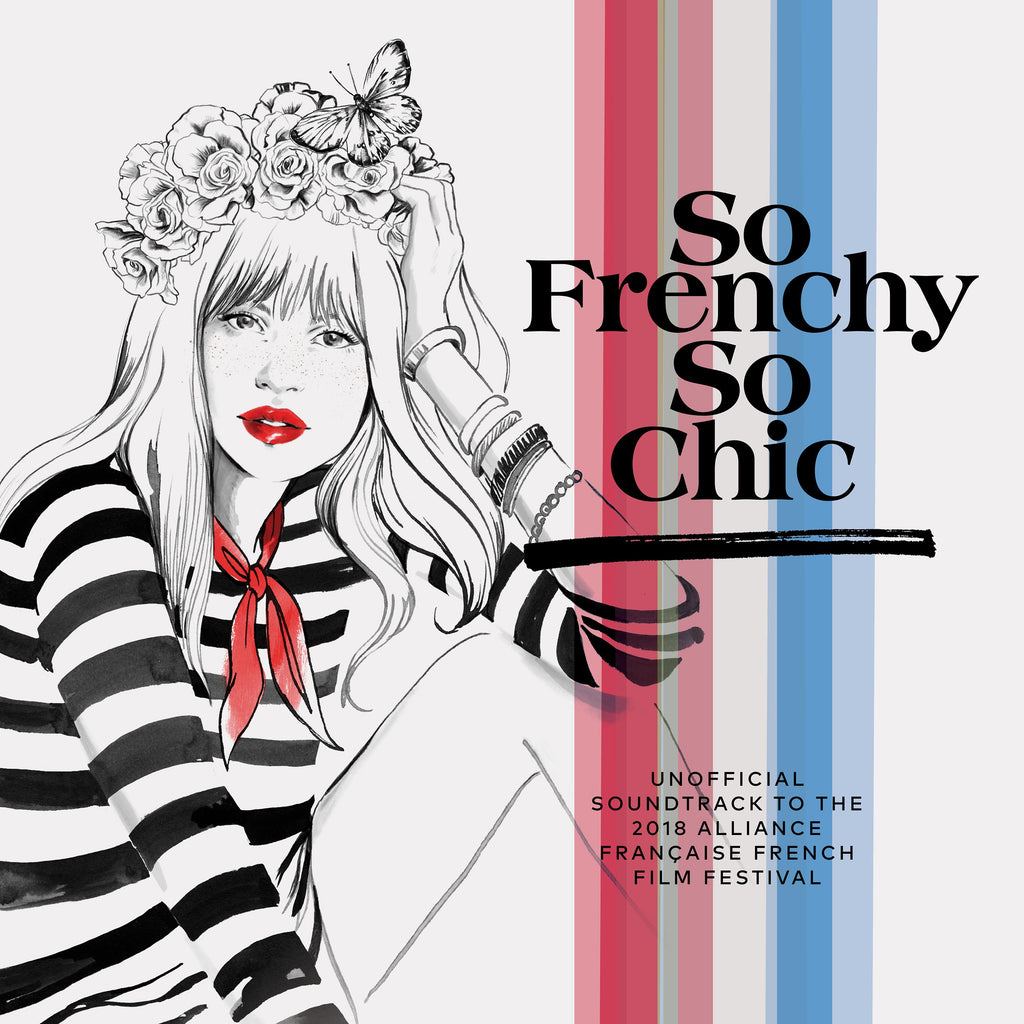 So Frenchy So Chic - 2018 Cd - Cd Cartell Music