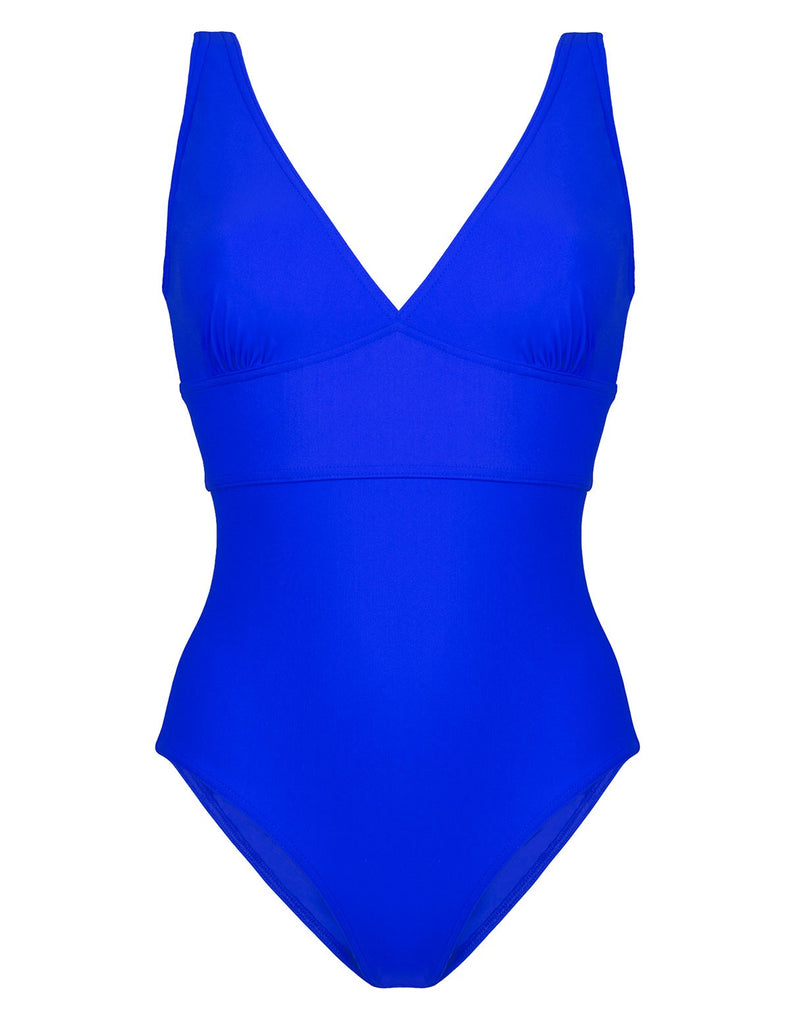 The Blue Electric Swimsuit Statice - Swimsuit Statice