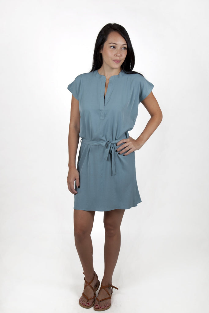 Magali Light Green Dress Capsule Collection By Juliette - S / Green - Dresses Capsule Collection By Juliette