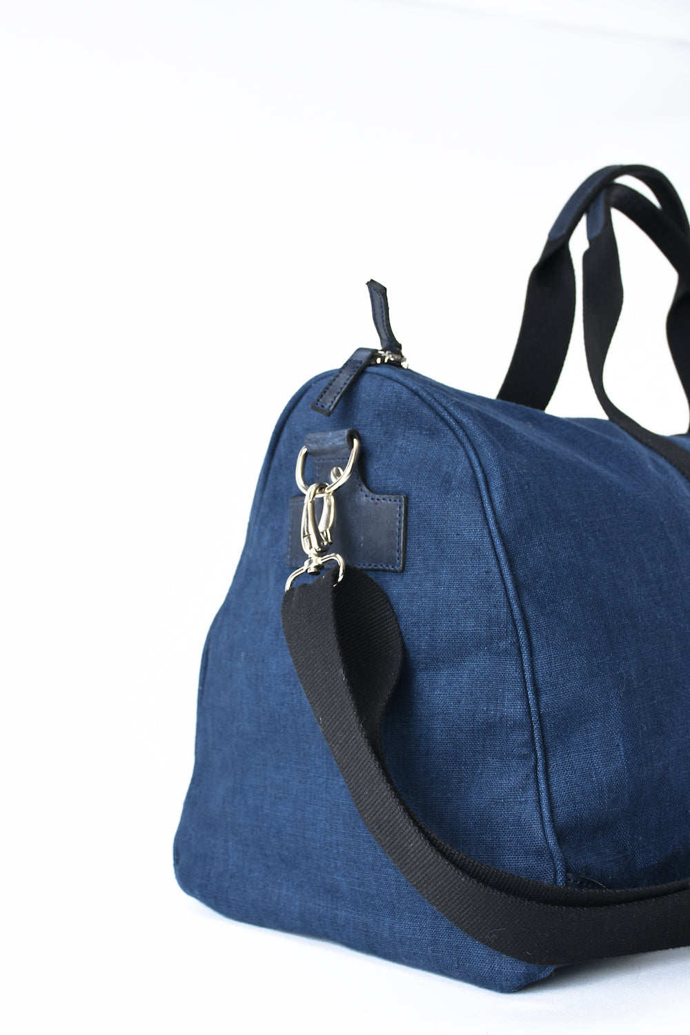 Jean The 48H Navy Travel Bag Maison Jeanne - Weekender Maison Jeanne
