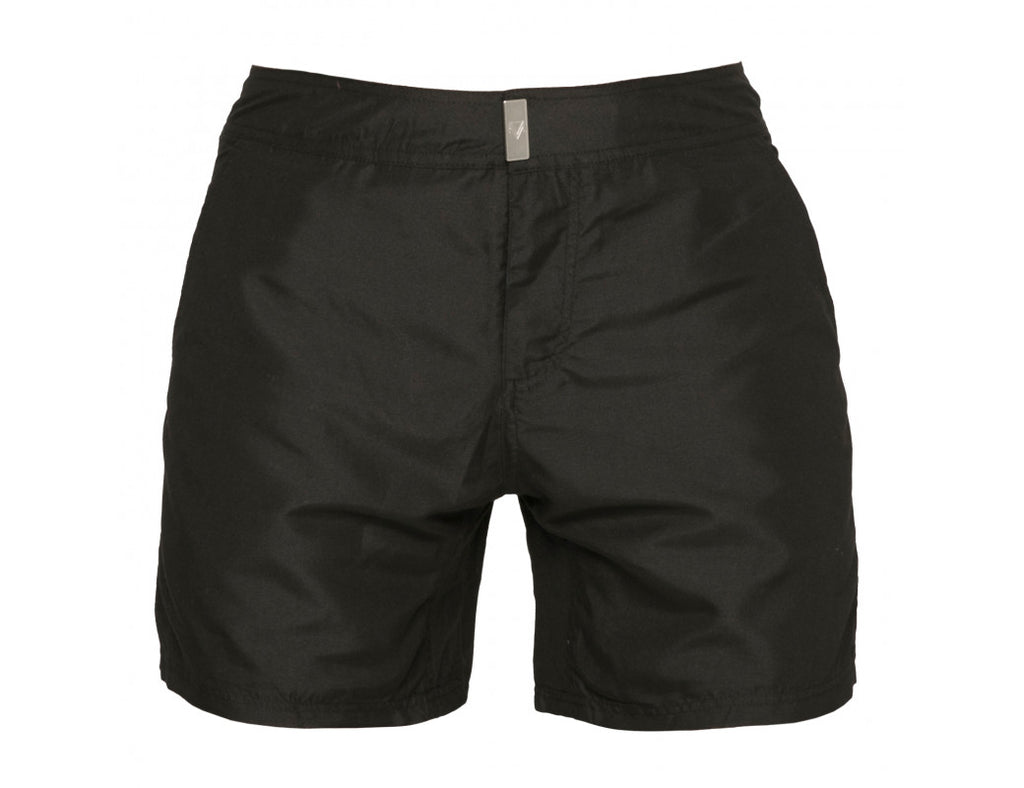 Mens swim shorts the black