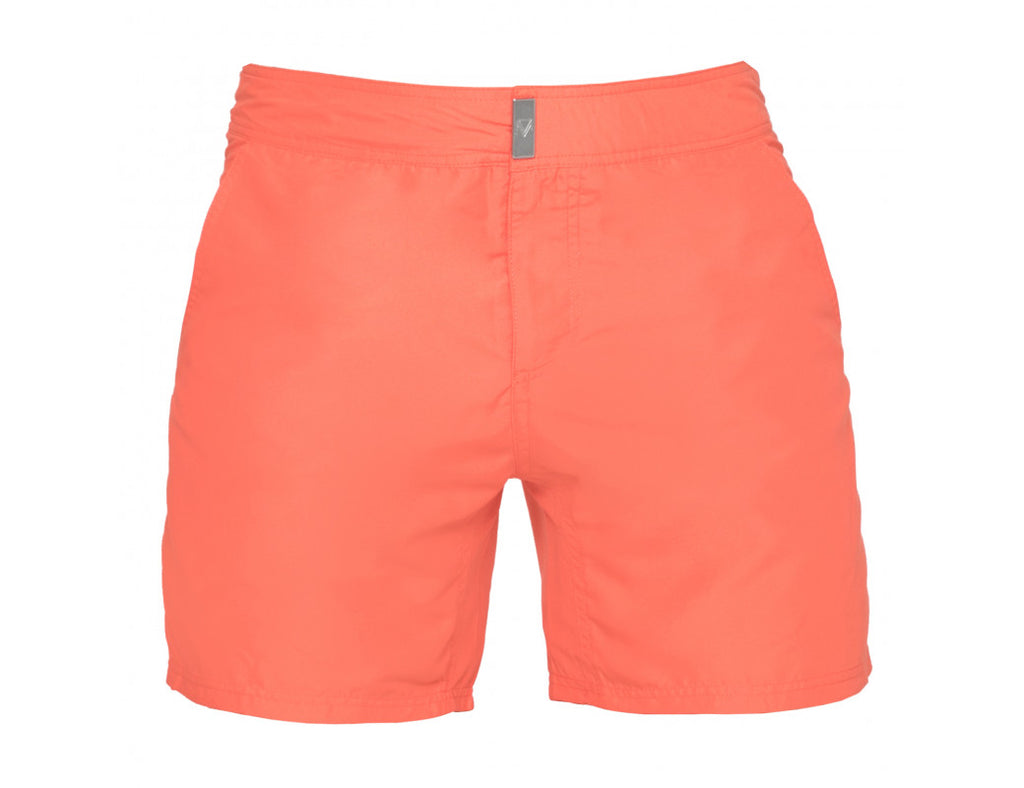 Mens swim shorts the coral