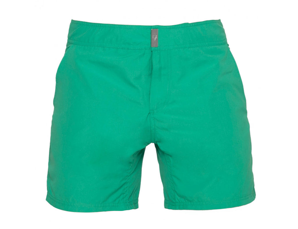 Mens swim shorts the green