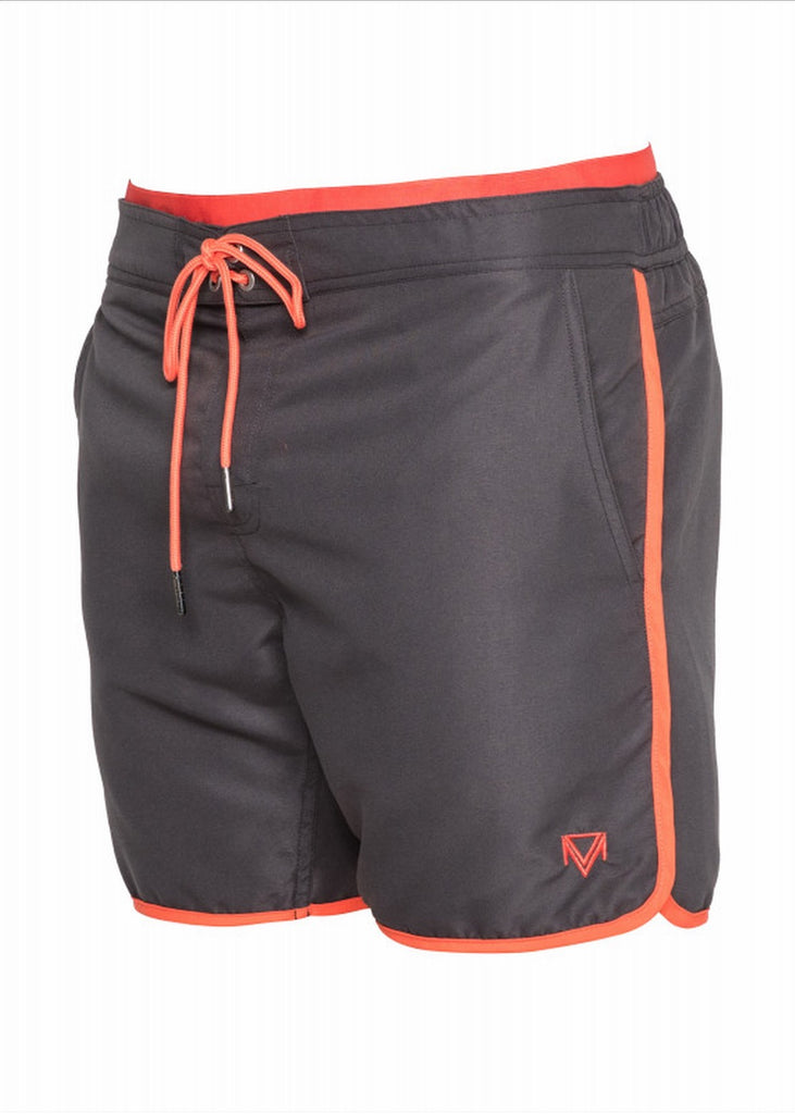 Mens swim shorts the grey