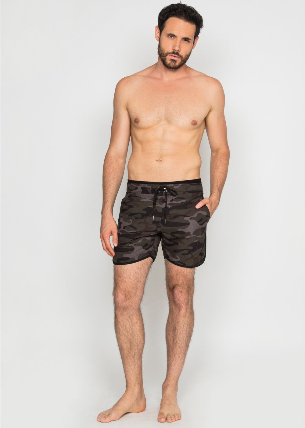 beach shorts the military style