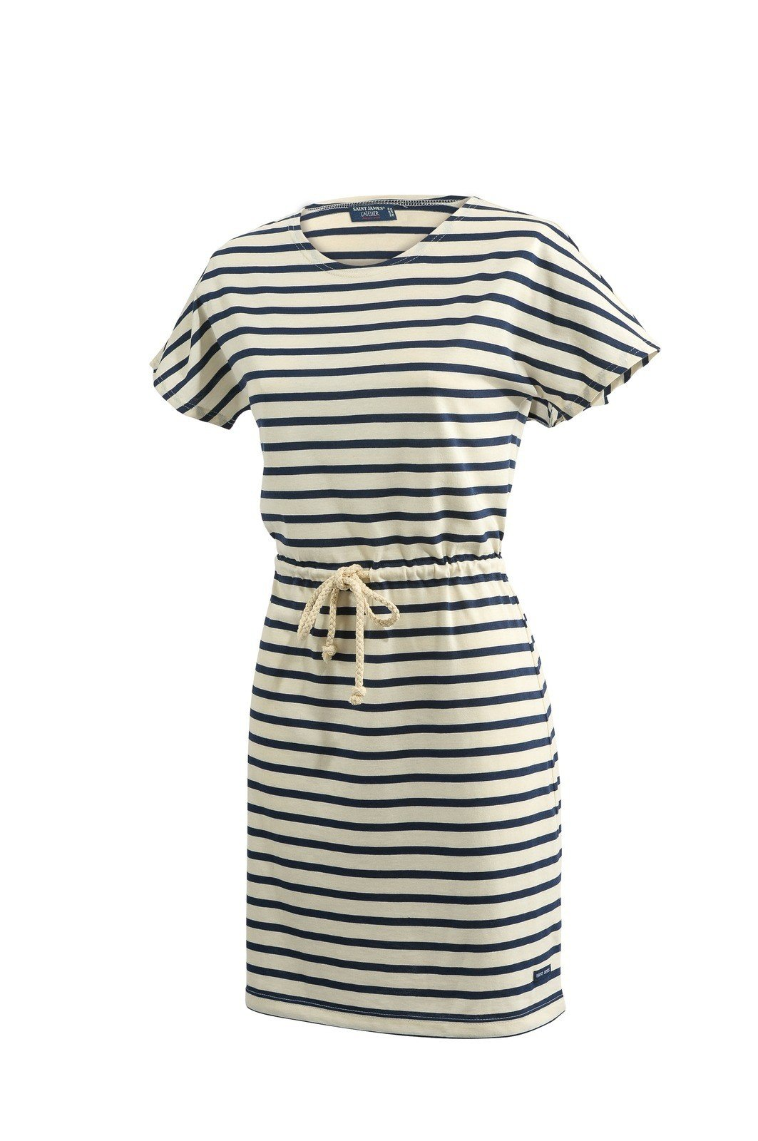 striped dress saint james urville