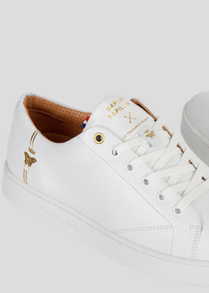 all white sneakers barons papillom