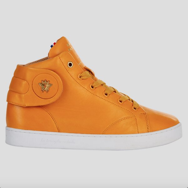 barons papillom all orange sneakers
