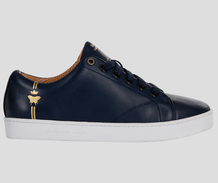 barons papillom navy sneakers