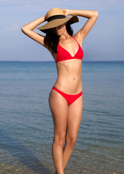 The Red Bikini Statice - 36 / Red - Bikini Statice