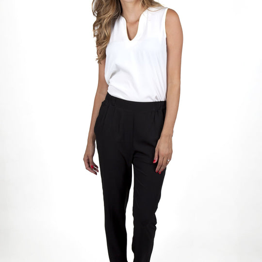 Ina White Top Capsule Collection By Juliette - S / White - Tops Capsule Collection By Juliette