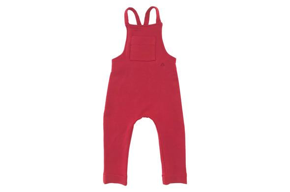 Red Comfy Jumpsuit, Maison Frida