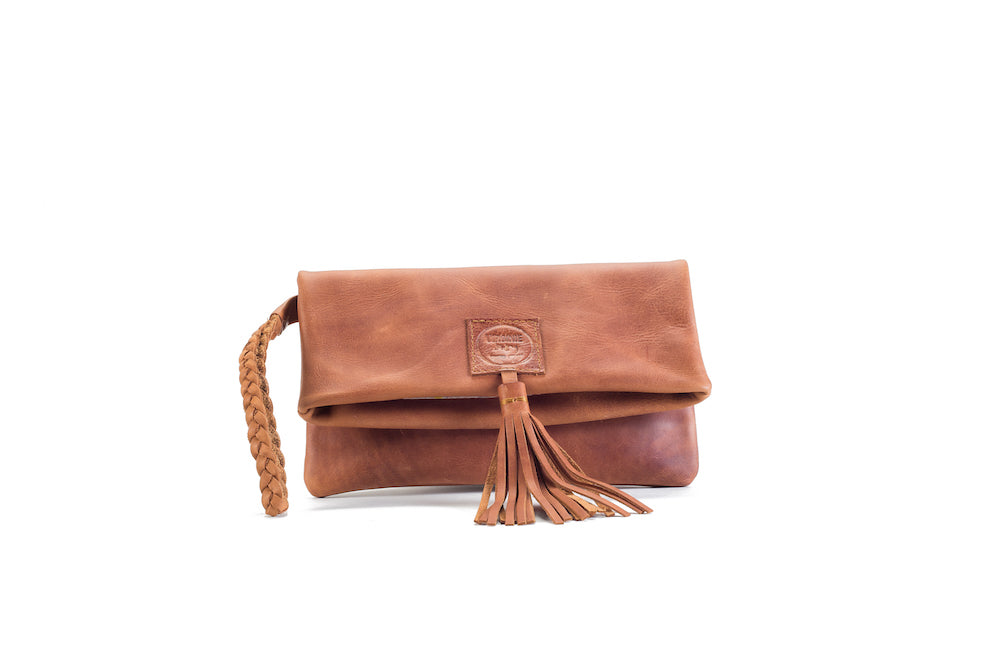 Elena Chic Natural Clutch Virginie Darling - Clutch Virginie Darling