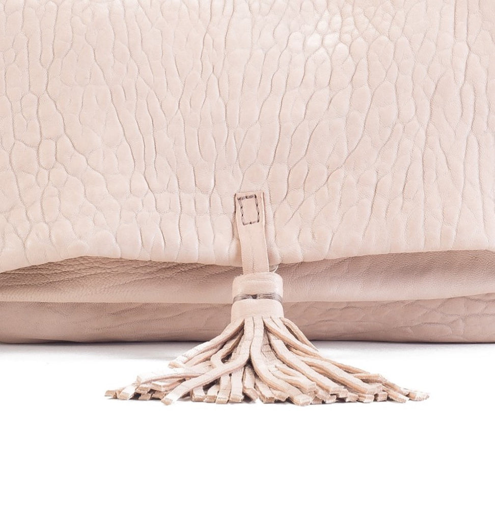 Elena Nude Clutch Medium Virginie Darling - Clutch Virginie Darling