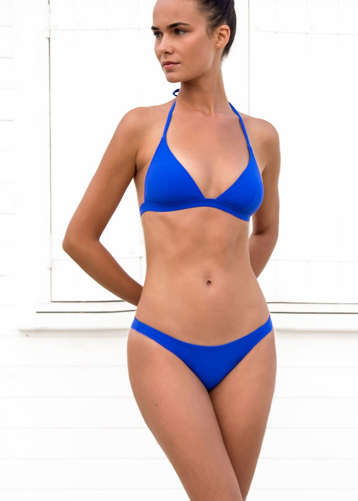 The Blue Electric Bikini Statice - 36 / Blue