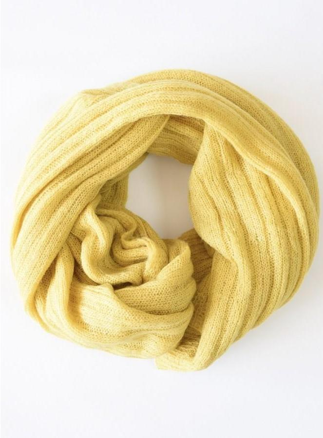 Laura The Fine Knit Stole Maison Jeanne - Scarf