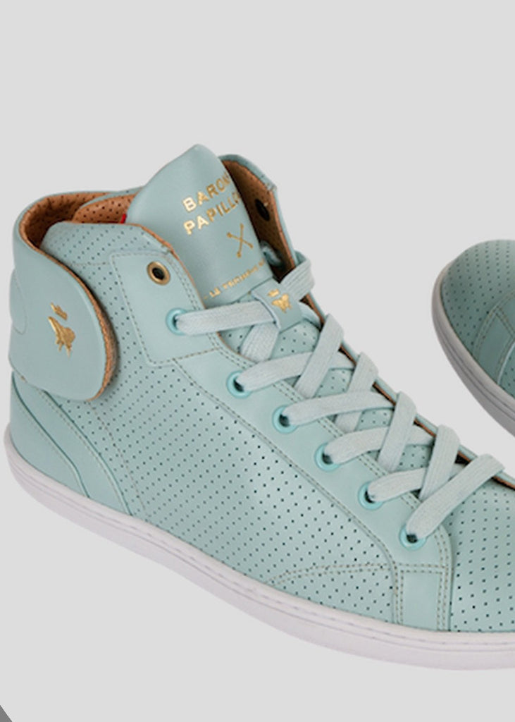 sky blue sneakers barons papillom