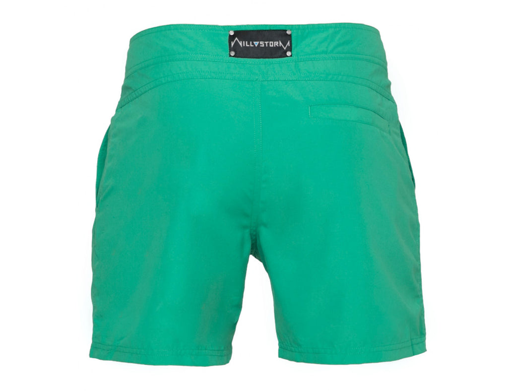 swim boxers the green