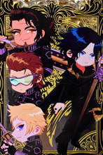 Load image into Gallery viewer, FFXV Olderbros Acrylic Charm 9cm