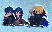 Load image into Gallery viewer, Fire Emblem Three Houses Stickers
