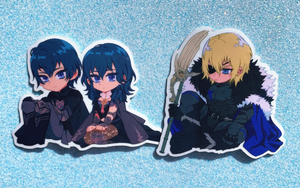 Fire Emblem Three Houses Stickers