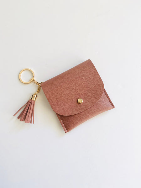Katie key chain wallet
