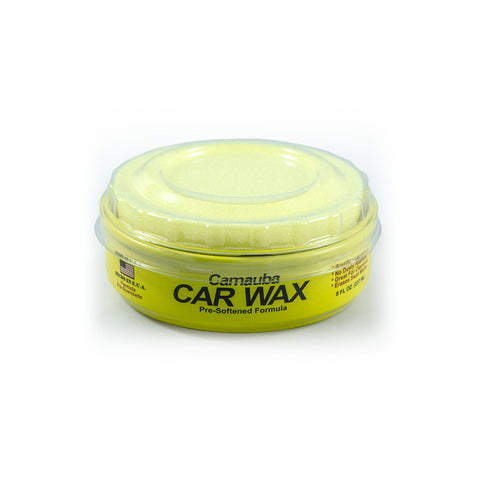 The Treatment® Carnauba Paste Wax