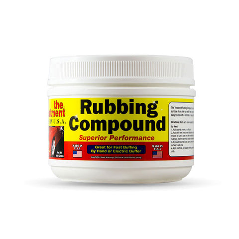 The Treatment® Rubbing Compound